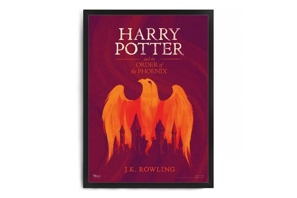 """Harry Potter and the Order of the Phoenix"" Poster"