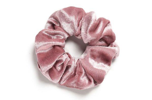 Topshop Velvet Scrunchie