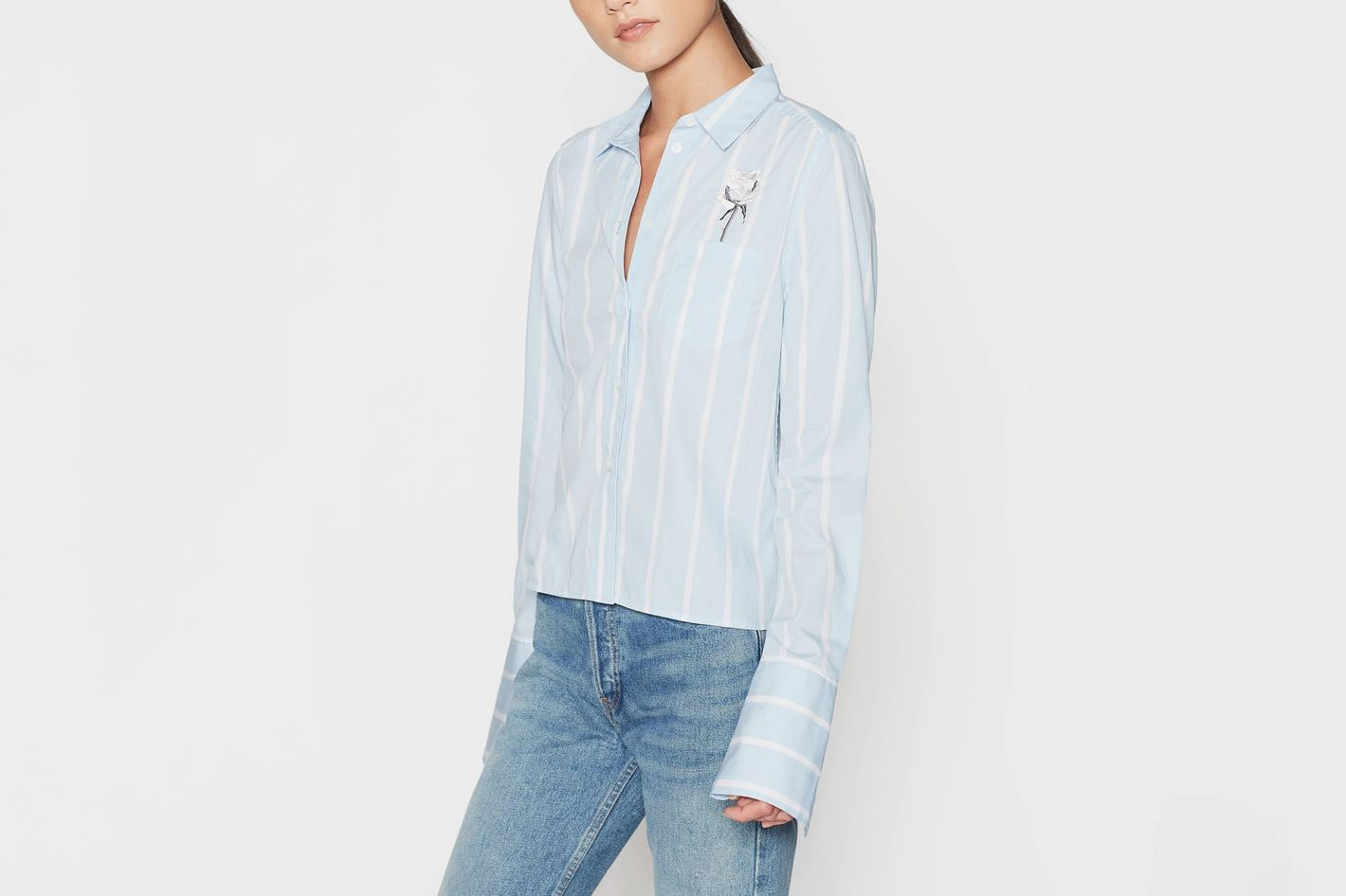 Equipment Huntley Silk Shirt