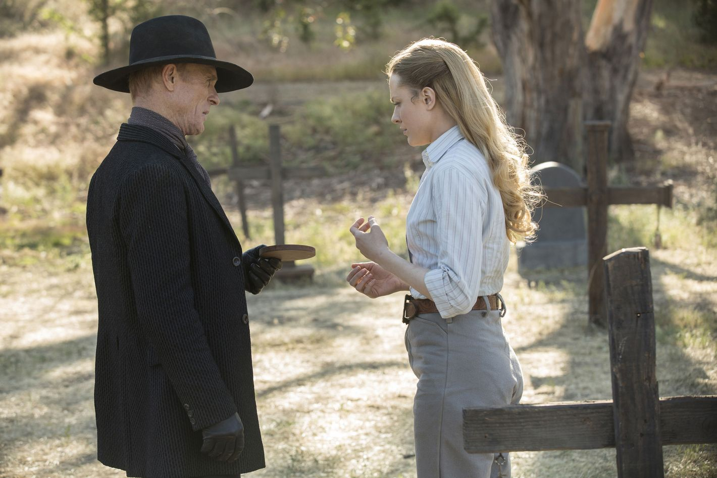 How an America's Next Top Model Contestant Unwittingly Ended Up on Westworld