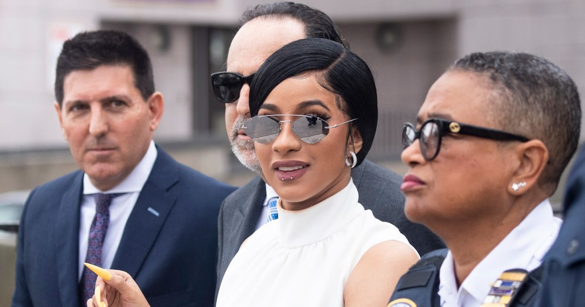 Cardi B Piercing: Cardi B Rejects Plea Deal In Strip Club Brawl Case