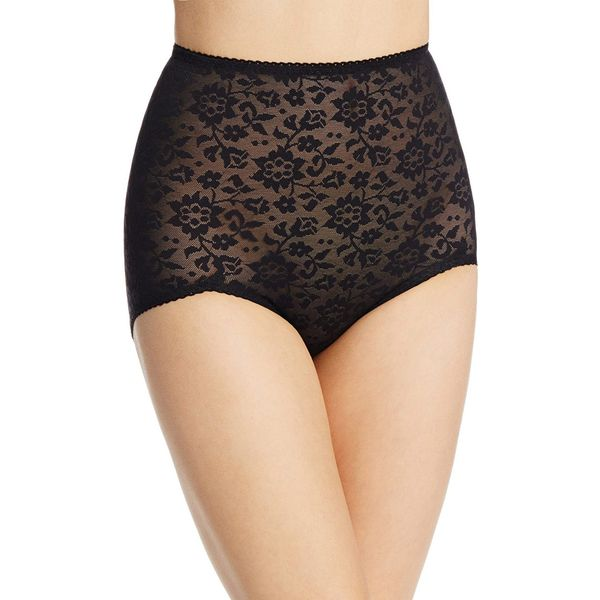 UK Women Hold You In Thong Control Shaper Pull Me In Pants High Waist Shapewear