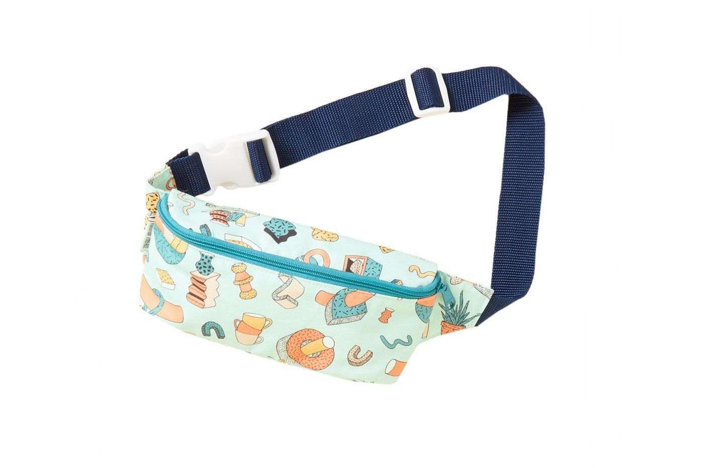 Mokuyobi Sharing Is Carrying Fanny Pack