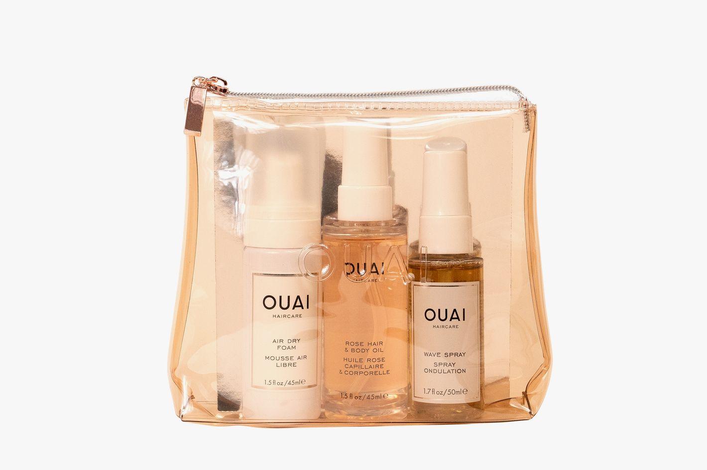 The Ouai Travel Kit