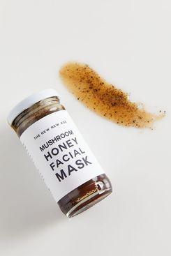 The New New Age Honey Mushroom Facial Mask