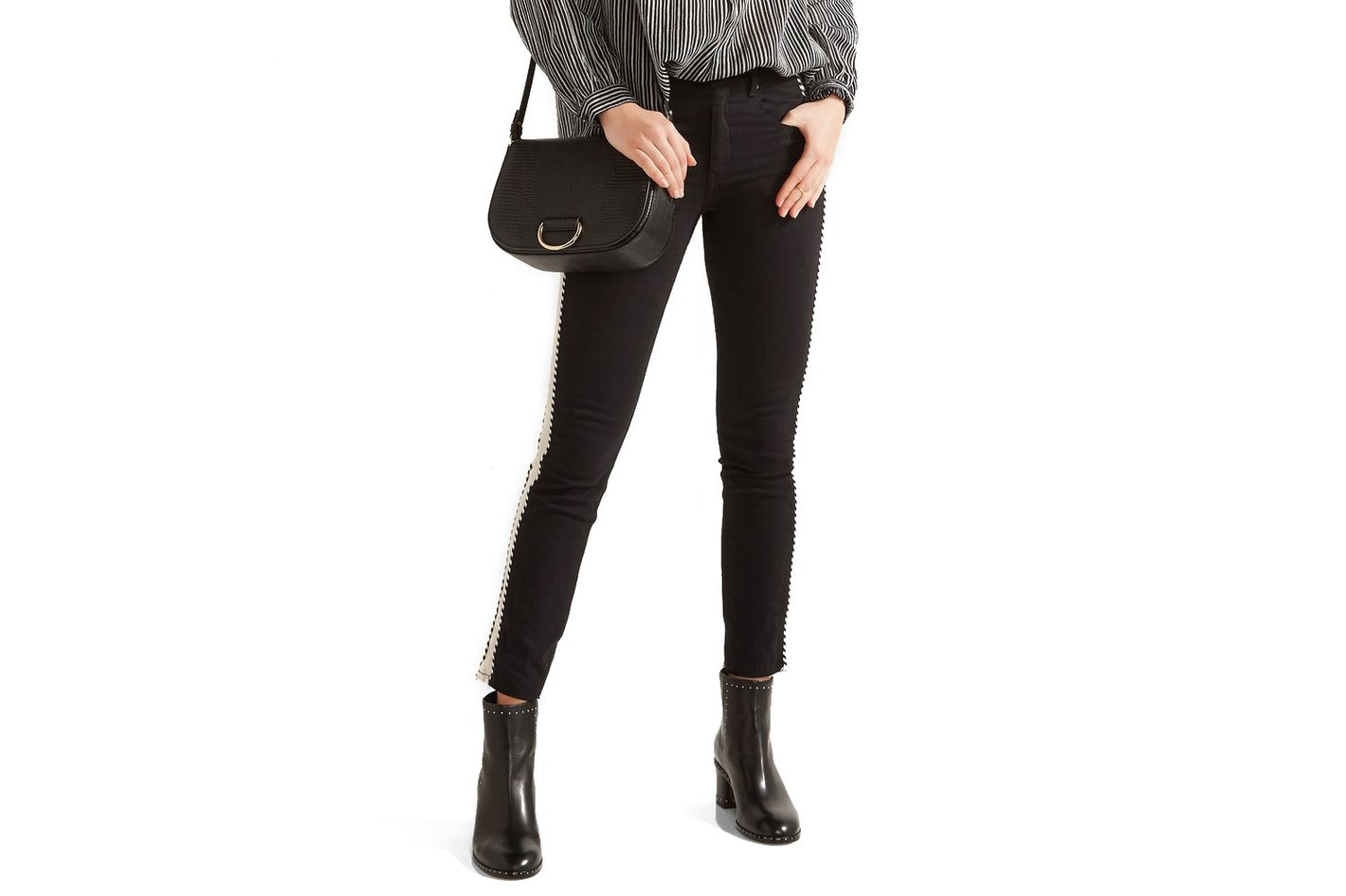 Etoile Isabel Marant Haven Straight-leg Jeans