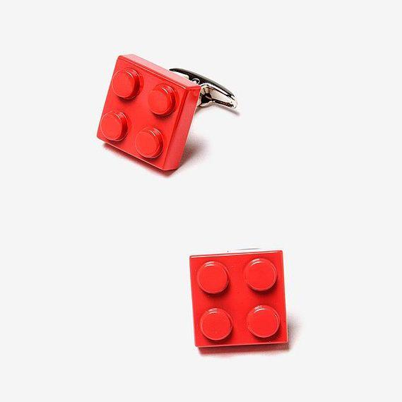 Building Block Cufflinks