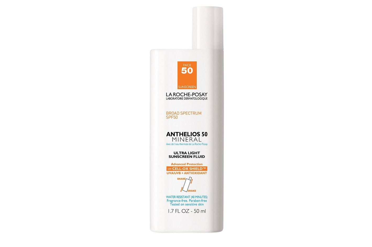 La Roche Posay Anthelios Sunscreen - Best French Beauty Products