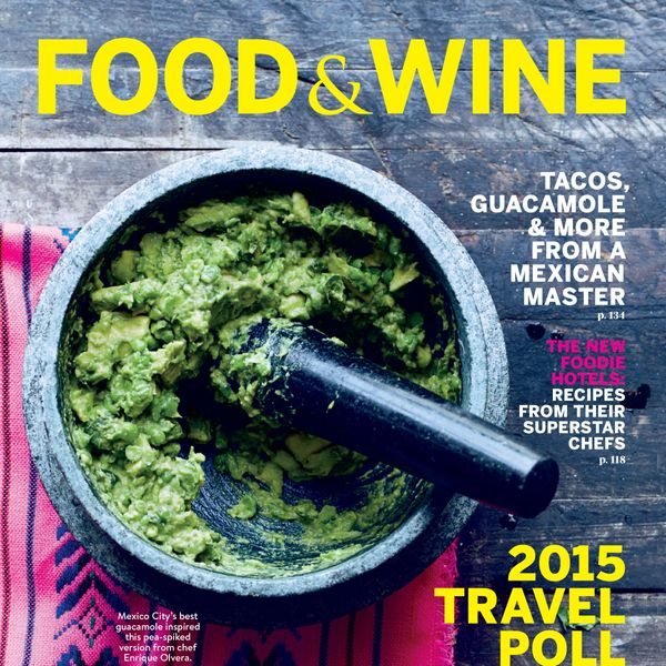 The Pea-Guacamole Drama Continues With Food & Wine