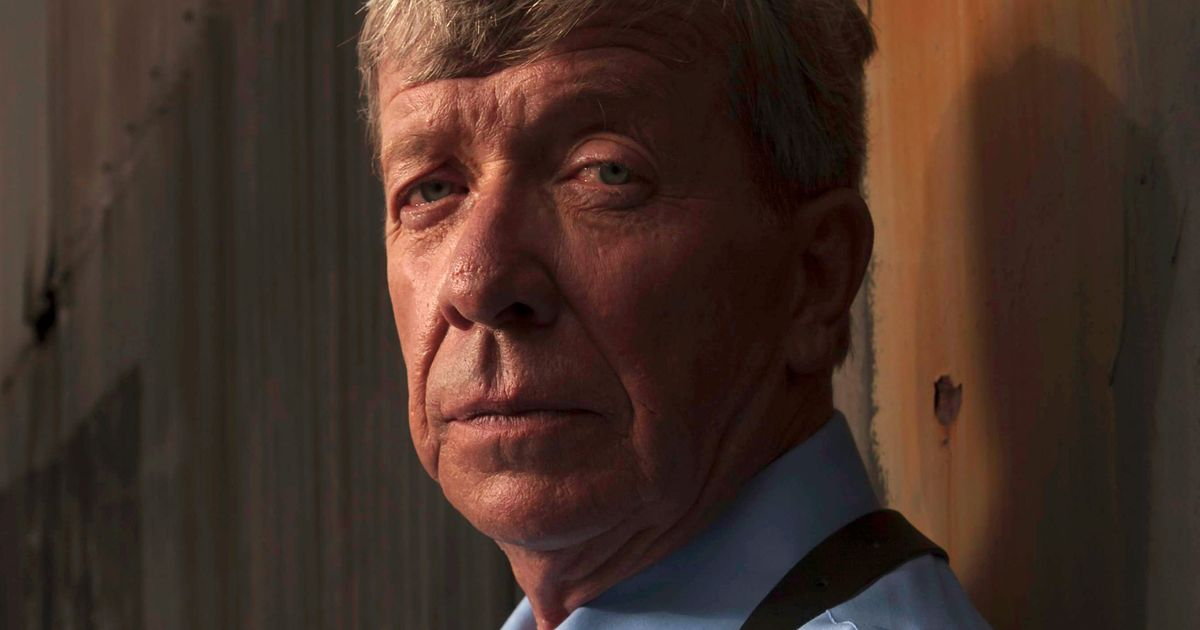 Lt. Joe Kenda Is Adjusting to Being the Face of a TV Network