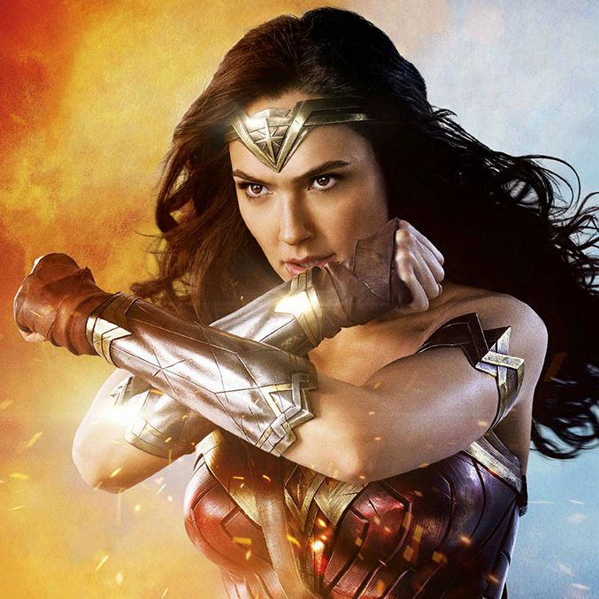 A Word About My Wonder Woman Review