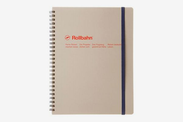 Rollbahn Notebook XL