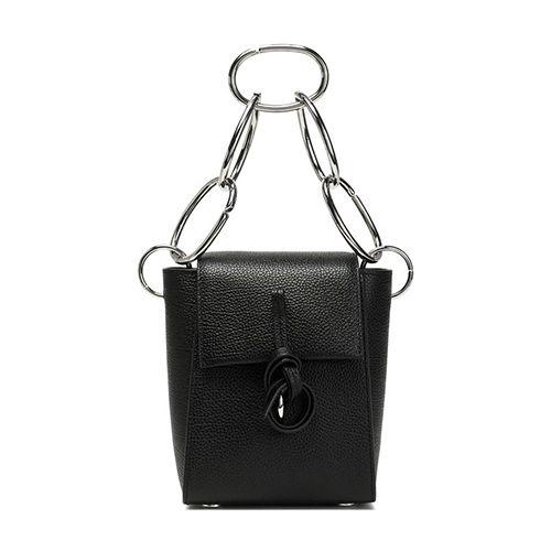 3.1 Phillip Lim Pebbled-leather shoulder bag