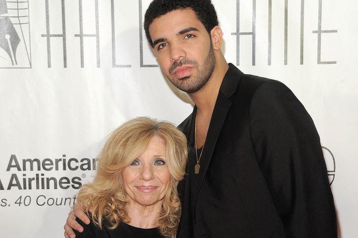 Drake & Mom.