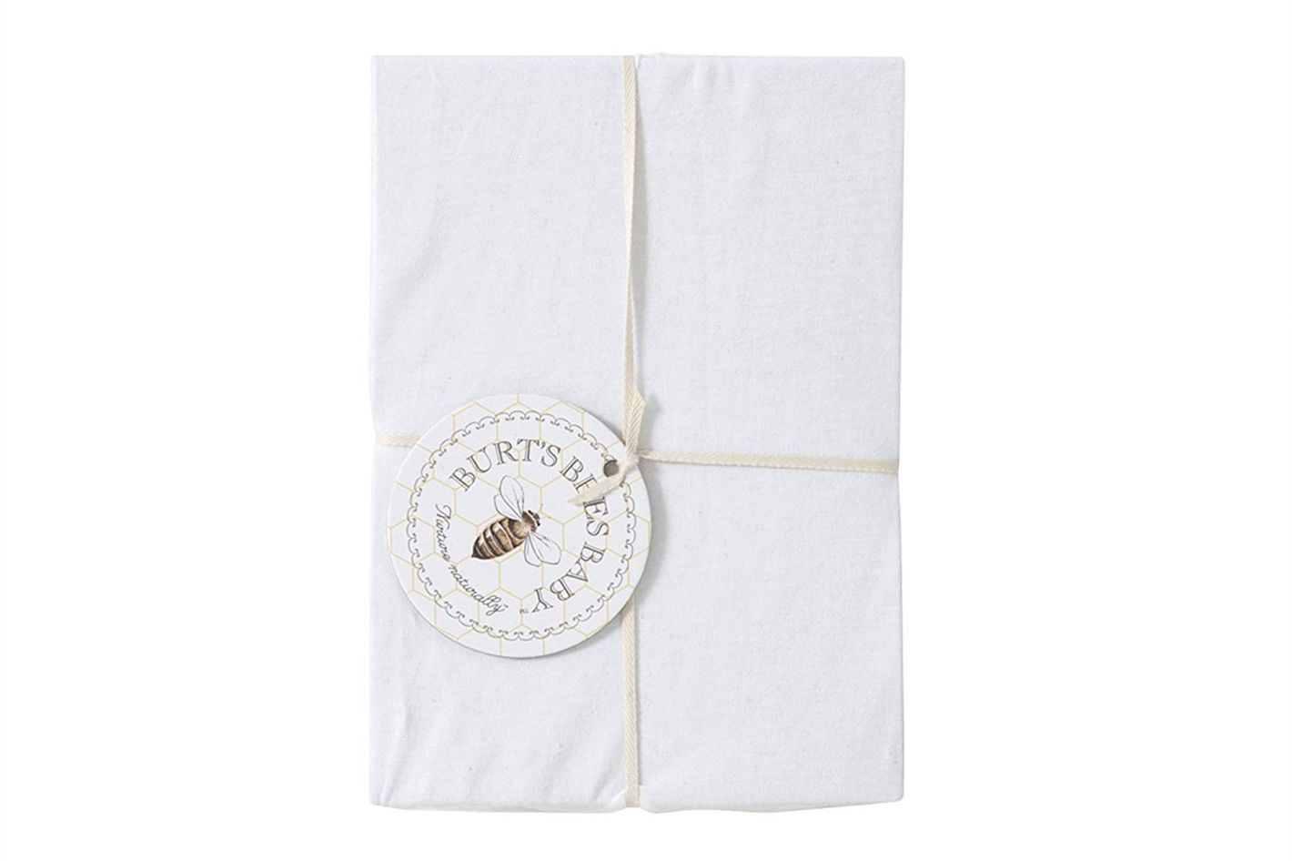 Burt's Bees Baby - Solid Fitted Crib Sheet