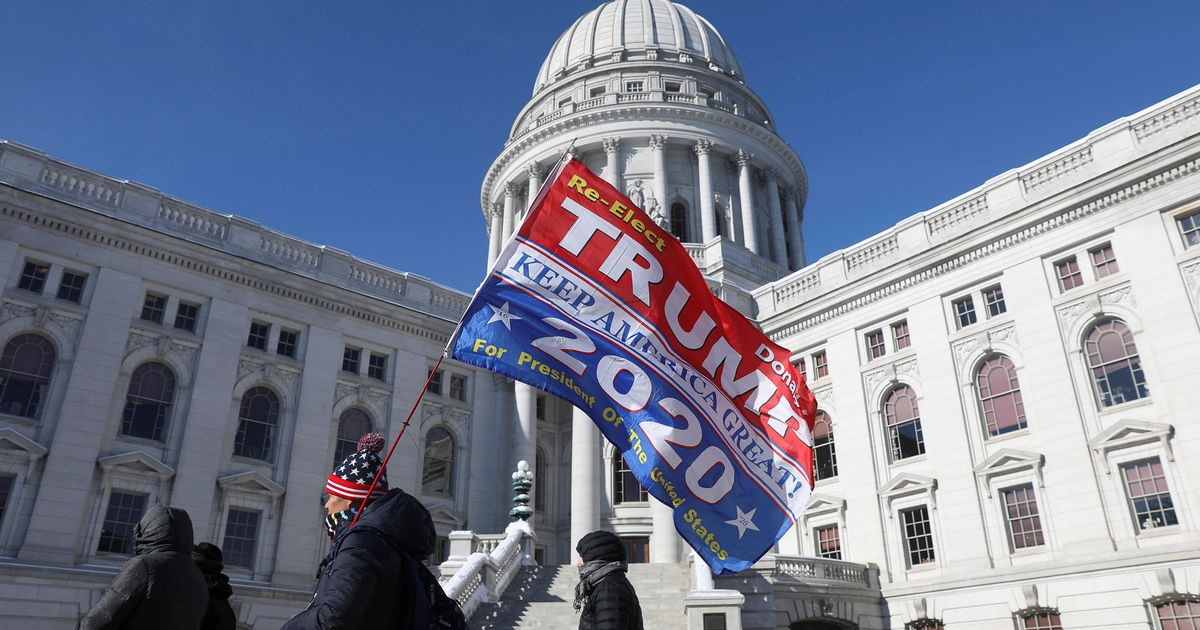 Wisconsin Supreme Court Was One Vote Away From Flipping the State to Trump