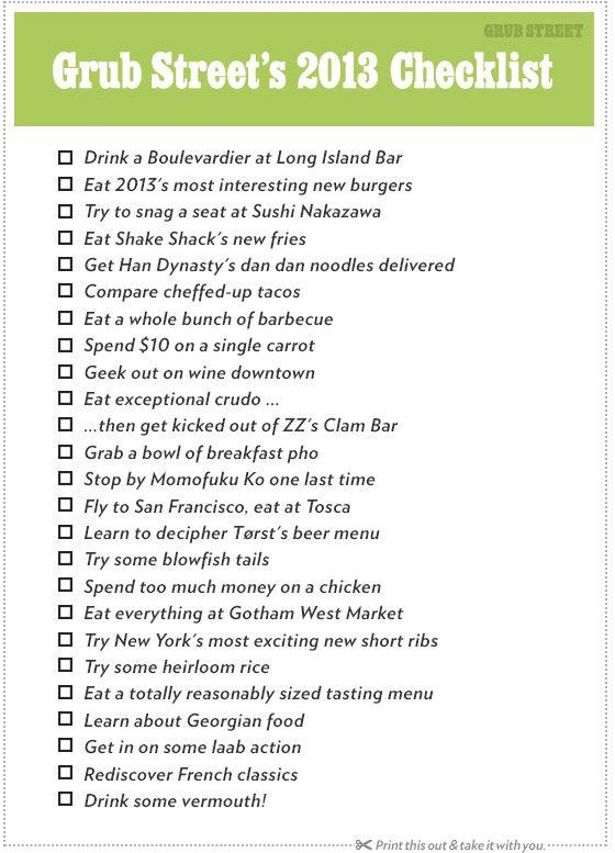 grub-2013-checklist
