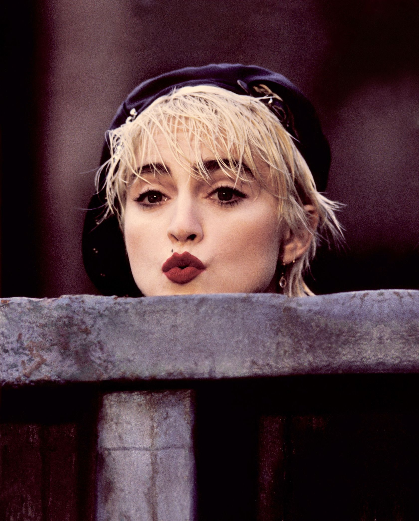 Madonna Circa Whos That Girl The 50 Most Memorable Eyebrows Of