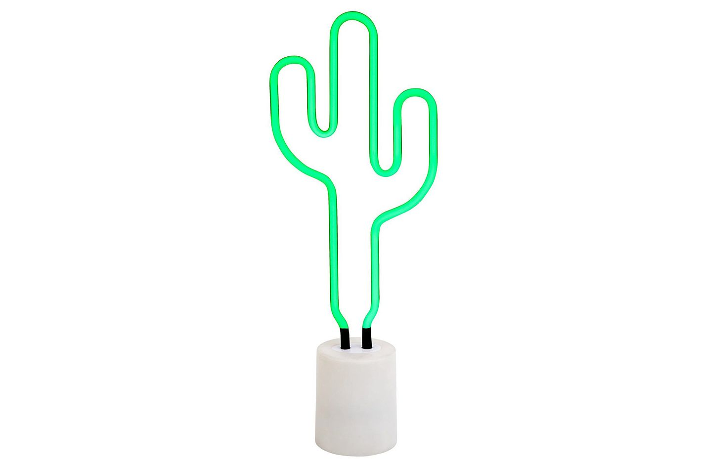 colorful home decorating ideas 2017 this cactus lamp would look incredible on a shelf of the yellow bookcase below