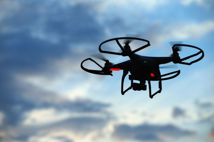Women In Australian Town Stalked By Drones At Night