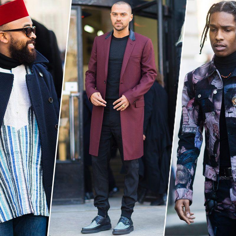 eea34c461f44 114 Photos. Photo  Nabile Quenum. As Paris Men s Fashion ...