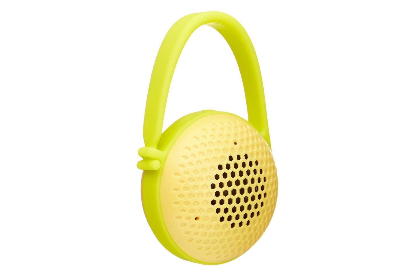 AmazonBasics Nano Bluetooth Speaker — Yellow