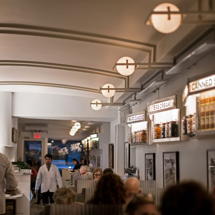 Russ & Daughters Cafe is offering a prix fixe menu.