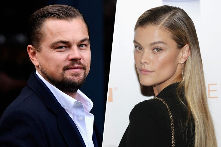 Leonardo DiCaprio and Model Nina Agdal Split