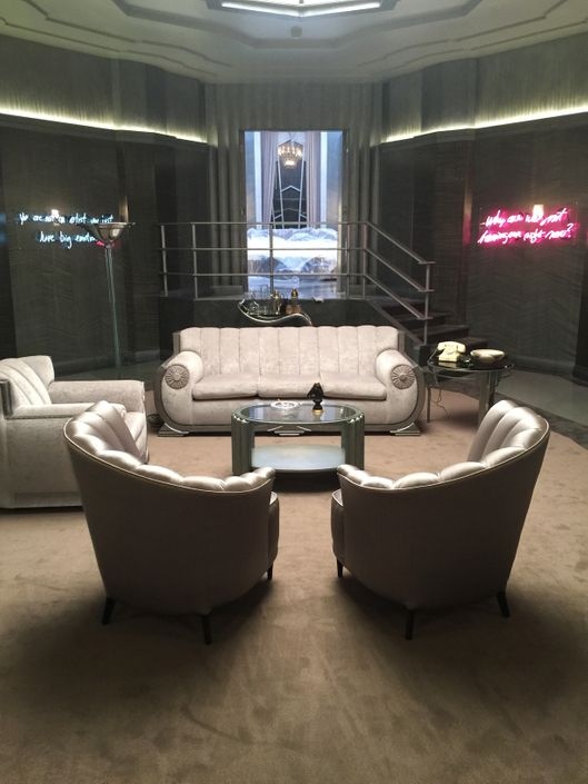 AMERICAN HORROR STORY -- Pictured: Hotel Set. CR: Ellen J. Brill/FX