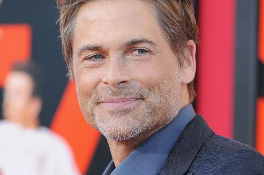 "WESTWOOD, CA - JULY 10:  Actor Rob Lowe arrives at the Los Angeles Premiere ""Sex Tape"" at Regency Village Theatre on July 10, 2014 in Westwood, California.  (Photo by Jon Kopaloff/FilmMagic)"