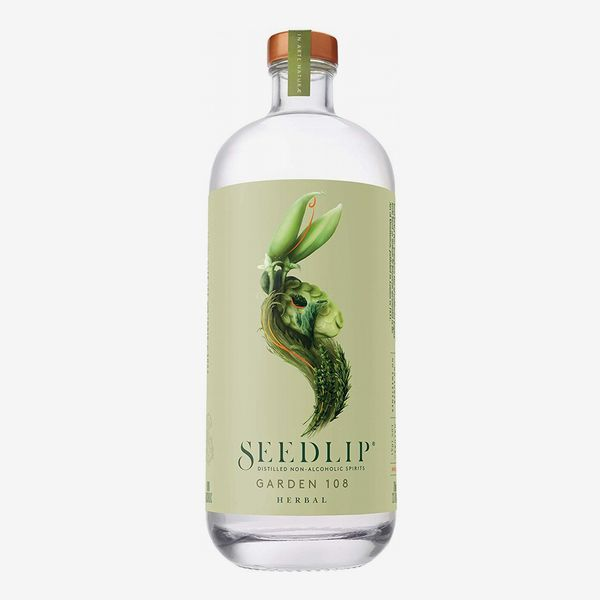 Seedlip Distilled Non-Alcoholic Spirits, Garden 108