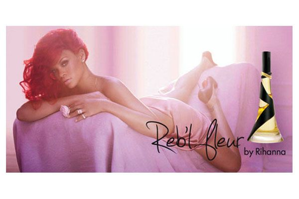 Consider, Rihanna nude perfume ad
