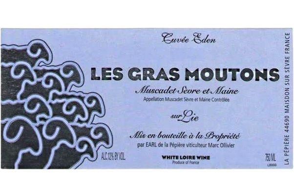 Domaine de la Pépière Muscadet Les Gras Moutons 2016