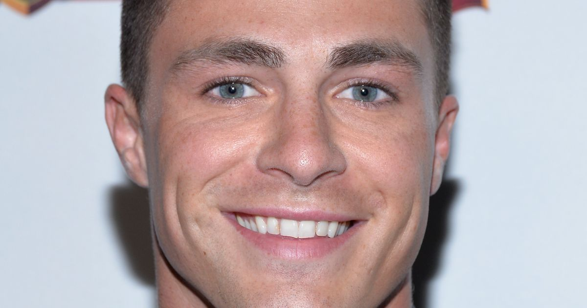 Mazel Colton Haynes Is Now Officially Definitely Out Of The Closet