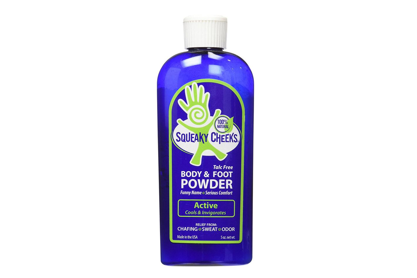 Squeaky Cheeks Powder