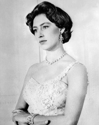 Princess Margaret in 1956.