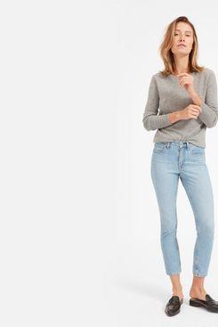 Everlane Mid-Rise Skinny Ankle Jean
