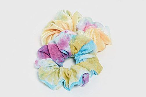 Kitsch Tie Dye Scrunchie