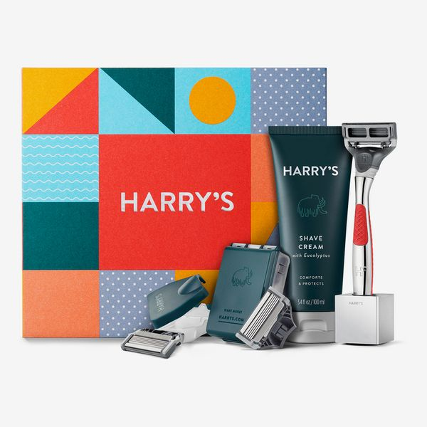 Harry's Winston Gift Set with Cream