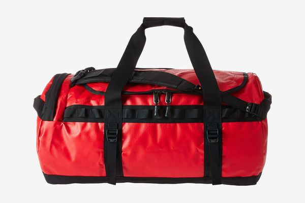 The North Face Base Camp Duffel — Medium — Red
