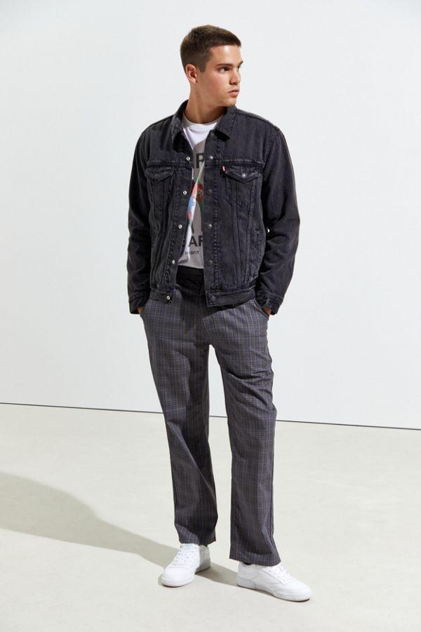 Levi's Lined Denim Trucker Jacket
