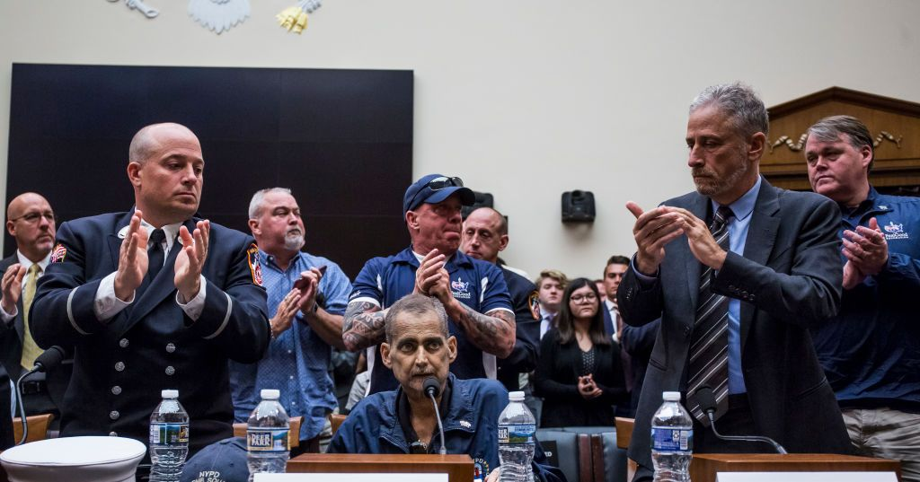 How Lawmakers Protected — and Failed — 9/11 First Responders