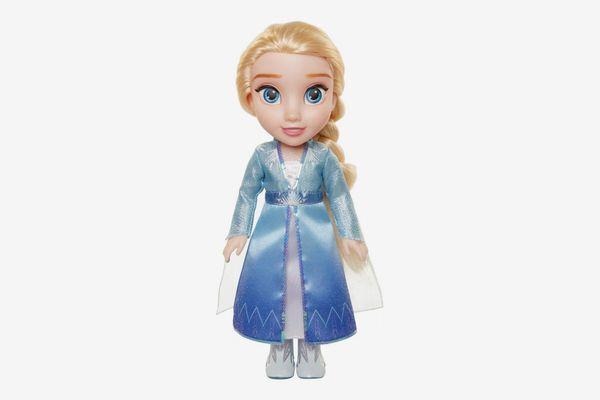 Disney 'Frozen 2' Elsa Travel Doll