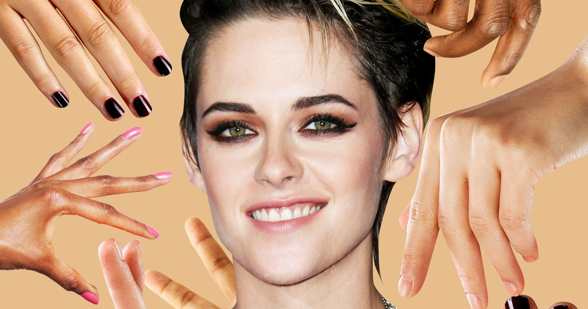 I Love How Much Kristen Stewart Loves Hands - The Cut