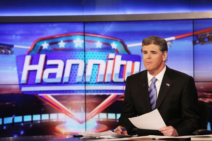 Hannity defends Fox News president Shine amid report