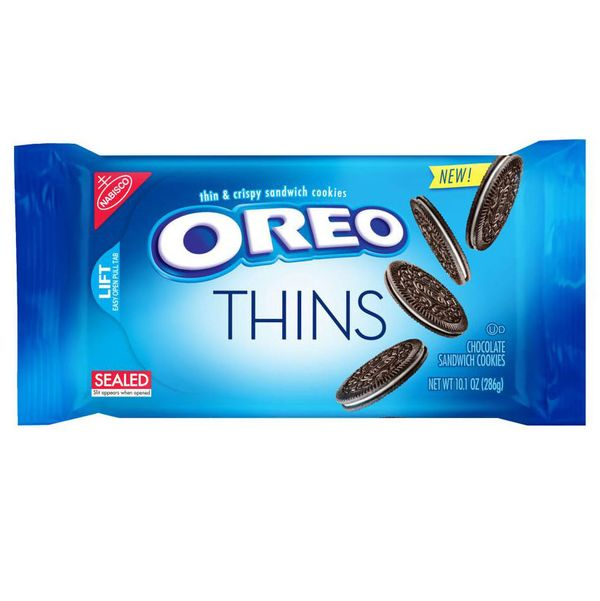 Oreo Says Its New 'Thin' Oreos Weren't Designed to Be Twisted Apart or Dunked