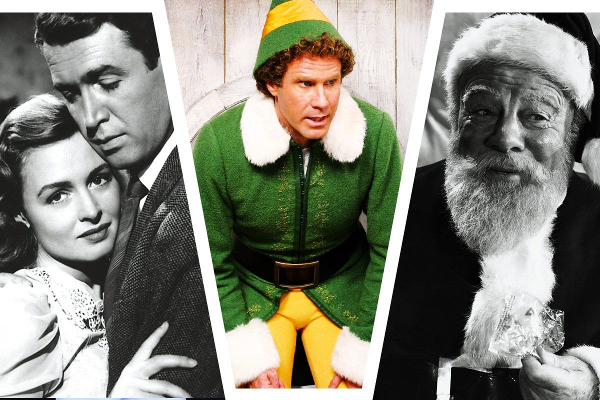 Tim Burton Christmas Carol.40 Best Christmas Movies Of All Time