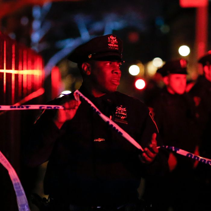 Two New York City Police Officers Shot In The Bronx