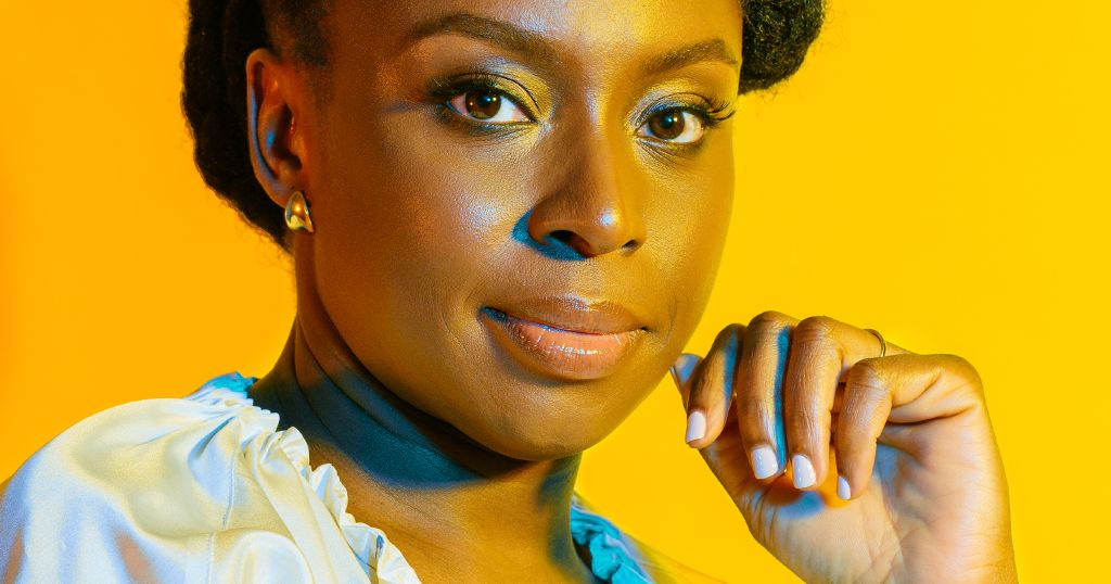 Chimamanda Ngozi Adichie on What It Means to Be a 'Feminist Icon'