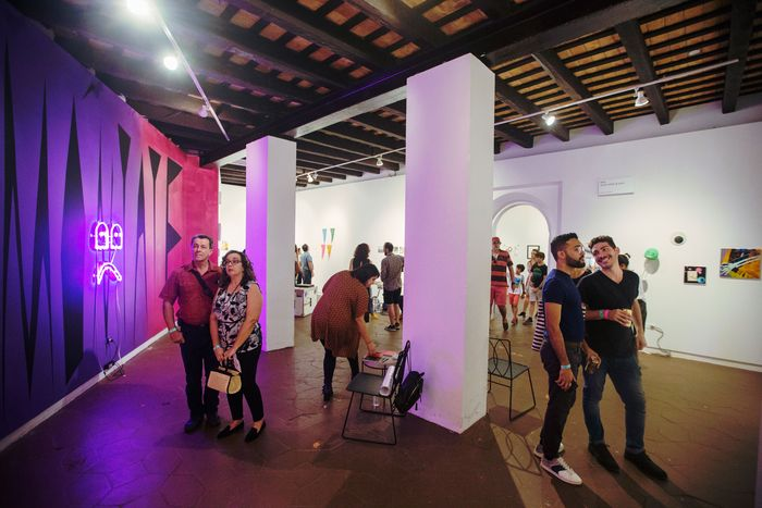 MECA Art Fair in Puerto Rico a Year After Hurricane Maria